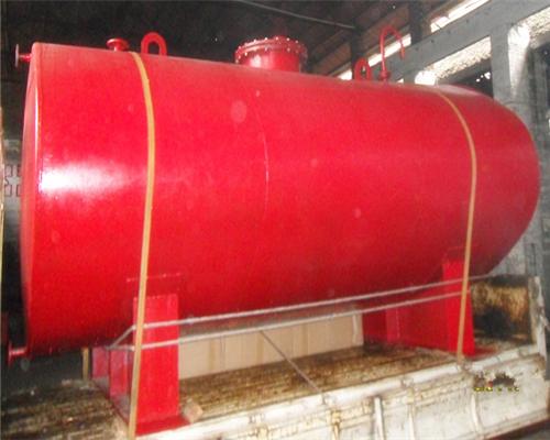 内江三川机械浓硫酸卧式贮槽