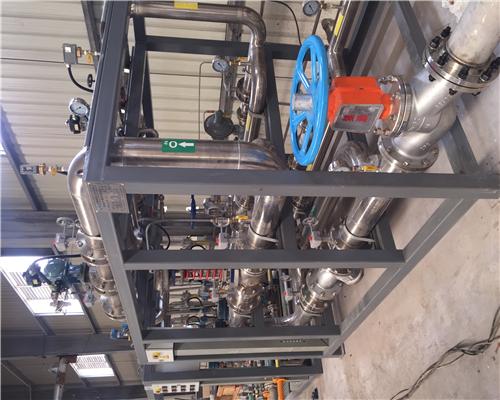 中科玻璃输送带安装工程