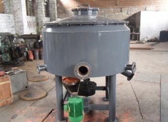 耙式干燥器